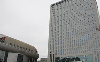 首钢体育大厦