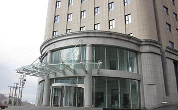 张家口市热力公司办公楼