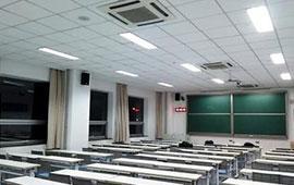 北京中医药大学(良乡)教室智能照明